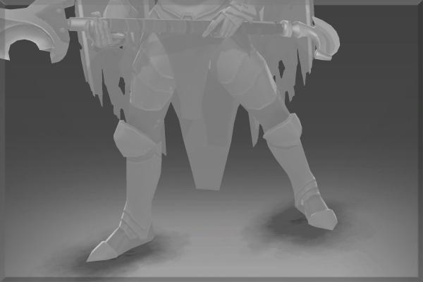 Legion Commander's Legs Armor