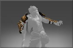 Monkey King Shoulders