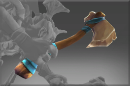 Troll Warlord's Default Weapon