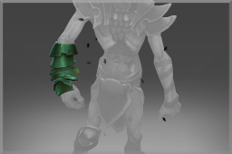 Undying's Arm Armor