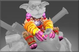 Alchemist-Jungle Chief Back
