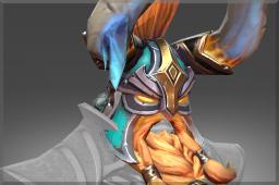 Iceplain Ravager Helm
