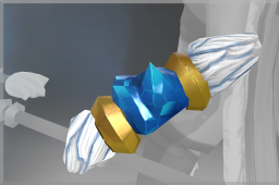 Bracers of the Blueheart Sovereign