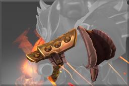Bracers of the Forsaken Flame