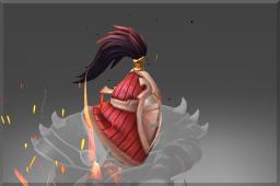 Hood of the Forsaken Flame