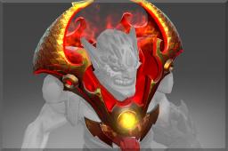 Mulctant Pall of the Crimson Witness