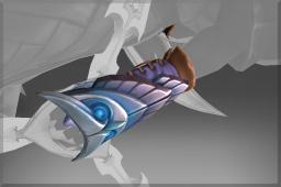 Bracer of the Silvered Talon