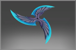 Glaive of the Silvered Talon