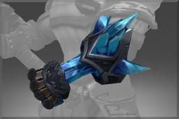 Bracers of the Stormwrought Arbiter