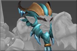 Head of the Icewrack Marauder