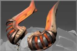 Horns of the Obsidian Forge