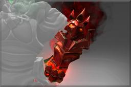 Blistering Shade of the Crimson Witness