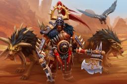 Marauder Chieftain of the Chaos Wastes