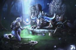 Nightsilver's Resolve