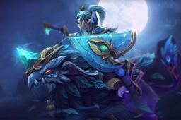 Spirit of the Emeraldine Rider