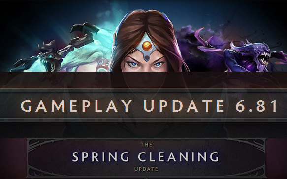 تغییرات 6.81 دوتا 2 - Changelog 6.81 - Spring Cleaning Update