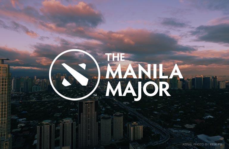 پوشش مسابقات The Manila Major توسط ایران دوتا 2  با مسابقات پیش بینی، جوایز و قرعه کشی