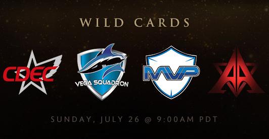 جزییات مسابقات Wildcard