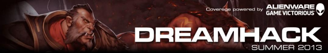 DreamHack Summer Dota 2 2013