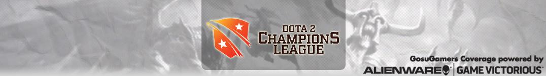 Dota 2 Champions League #2