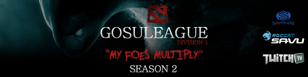 GosuLeague Division 1 \ Season 2