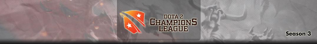 Dota 2 Champions League #3