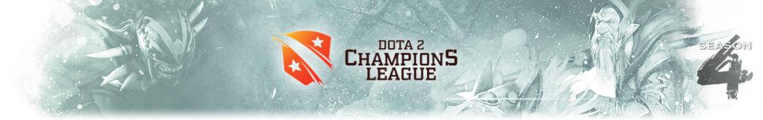 Dota 2 Champions League #4