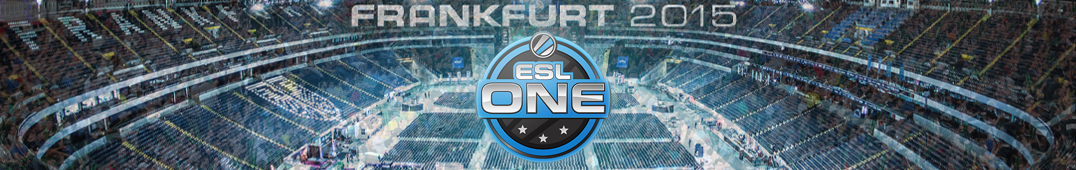ESL One 2015 - Frankfurt