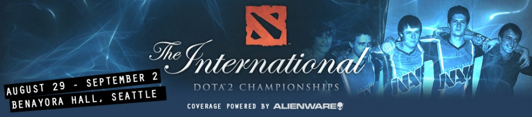 The International 2012