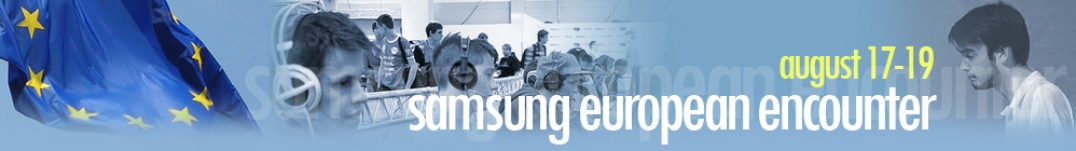 World Cyber Games 2012 - Samsung European Encounter